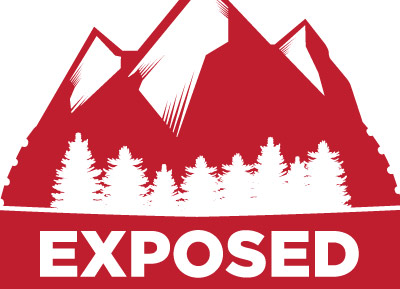 Exposed Adventure Campaign Branding